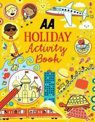 AA Holiday Activity Book