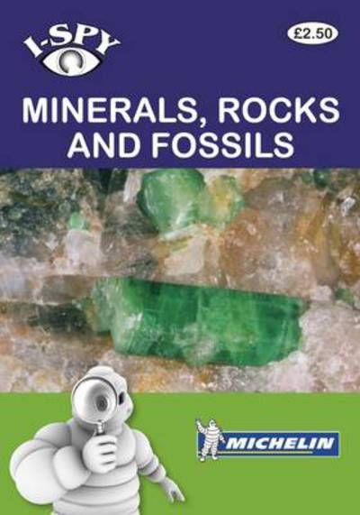 I-Spy Minerals, Rocks and Fossils