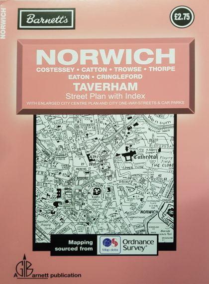 Barnett Norwich Street Plan