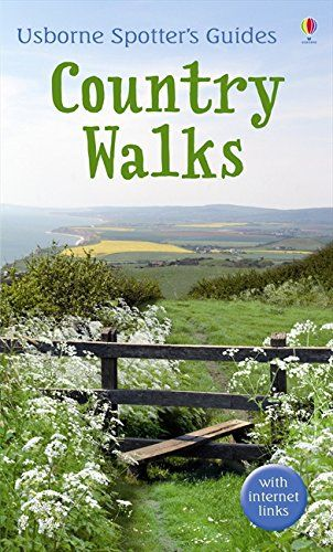 Usborne Spotters Guide: Country Walks