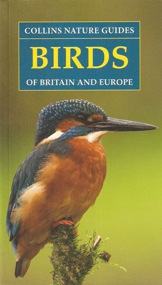 Collins Nature Guides Birds of Britain and Europe