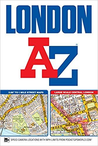 A-Z Street Atlas - London
