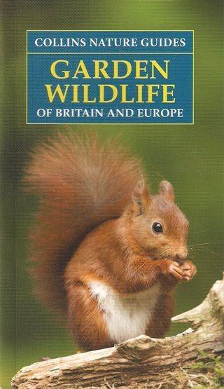 Collins Nature Guides Garden Wildlife