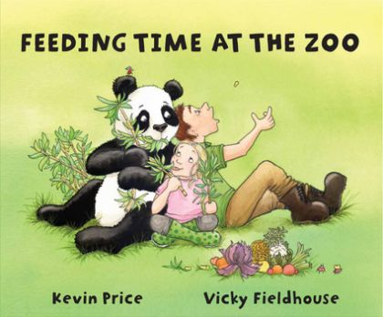 Feeding Time at the Zoo