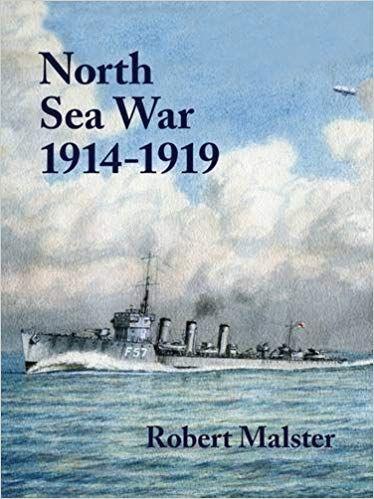 North Sea War:1914-1919