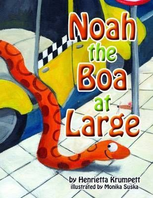 Noah the Boa at Large