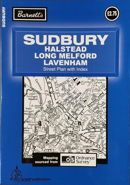 Barnett Sudbury Street Plan