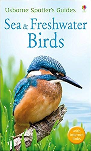Usborne Spotters Guides: Sea and Freshwater Birds
