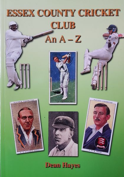 Essex County Cricket Club An A-Z