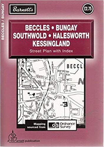 Barnett Beccles Bungay Street Plan