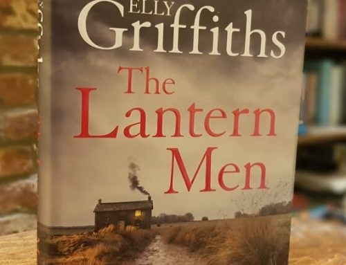 The Lantern Men – latest in Elly Griffiths' Ruth Galloway series
