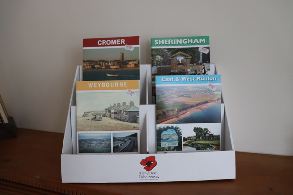 Wroxham and Wymondham - New Town and Village Titles