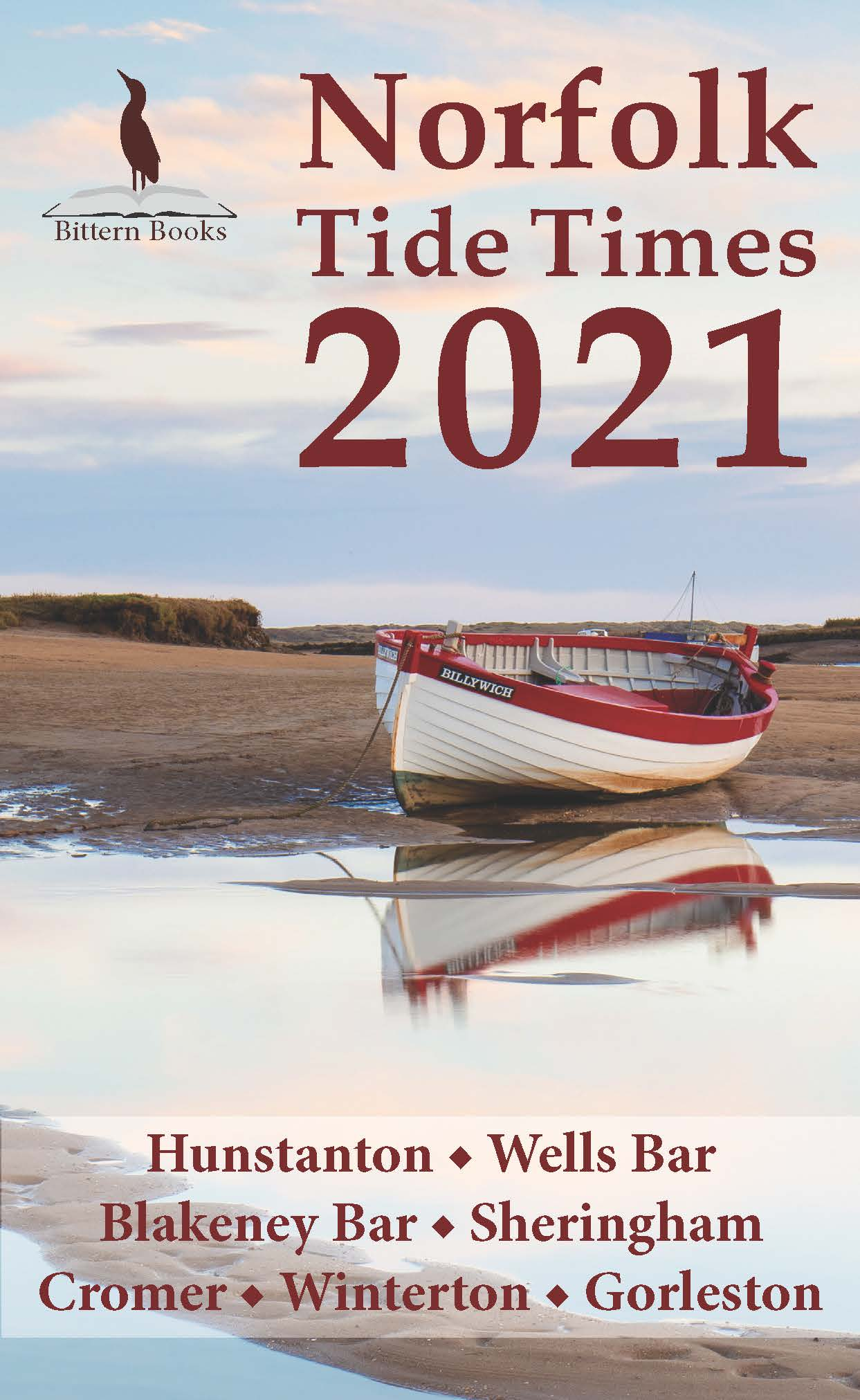 Norfolk Tide Times 2021