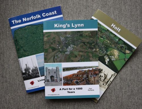 New Booklets from Poppyland